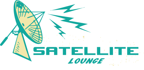 SATELLITE LOUNGE LOGO